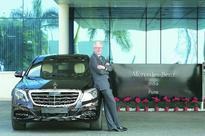 Demonetisation won't change buying habits of Indians; Mercedes-Benz India MD & CEO Roland Folger