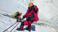 She lost a leg, but scaled the tallest mountain