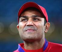 Virender Sehwag hits back at Piers Morgan for mocking India's Olympic celebration