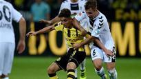 Bundesliga: Borussia Dortmund 3-1 SC Freiburg