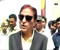 Azam Khan slams Bajrang Dal, says its polarising society