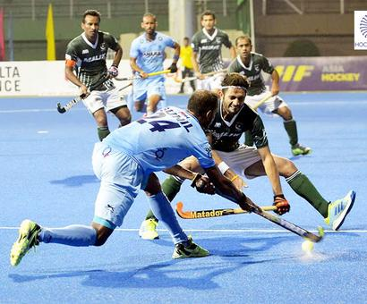 Dominant India pummel Pakistan 4-0, enter Asia Cup final