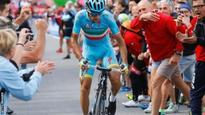 Nibali poised to win Giro d'Italia