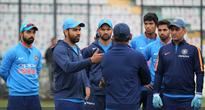 Live: Lanka bowl as Washington debuts for India
