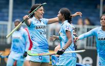 Indian Womens Hockey Team Stuns Australia Wins First Test 1-0 In Melbourne