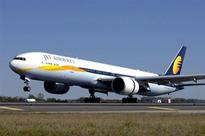 India's Jet Airways reports first annual profit since 2007