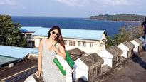 Here's what Tanishaa Mukerji learnt at the Andamans