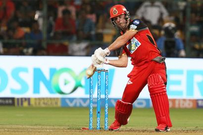 RCB vs KXIP tie: Star of the Match
