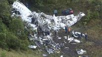 Plane crashes involving athletes before latest tragedy in Colombia