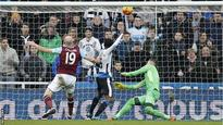 Newcastle United 2-1 West Ham United