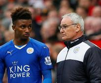 `Delighted` Ranieri lauds players' determination post Leicester PL glory
