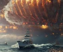 'Independence Day: Resurgence' falls badly on Monday