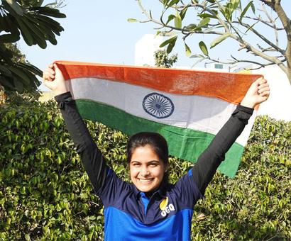 ISSF WC: Teenager Bhaker shoots gold, Ravi Kumar takes bronze