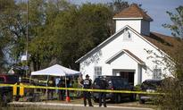 At least 27 killed in Texas church shooting, gunman identified