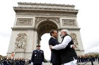 France, India to cooperate in fighting climate change