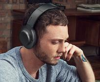 Sony h.ear on Wireless NC MDR-100ABN Headphones Launched at Rs. 21,990