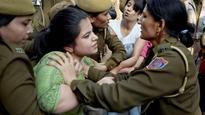 Delhi University ruckus: Three cops suspended, Union HRD Minister Javadekar seeks report