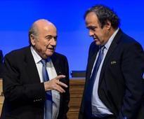 We will invite Blatter and Platini to WC, despite ban  Russia