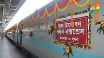 Bandhan Express: For first time since 1965 war, India-Bangladesh launch new train service between Kolkata and Khulna
