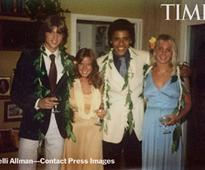 President Obama's prom night photo: Wow, Hawaii in the 1970s!