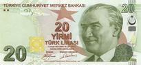 Turkish lira's April real effective exchange rate highest in a year
