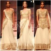 Amazon India Fashion Week : A Look at Mandira Wirk's Collection