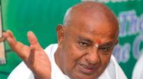 MLC poll: H D Deve Gowda snubs Cheluvarayaswamy