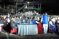 Salim Sulaiman buzz crowds at India day