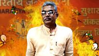 Meet Dilip Ghosh, the Rambo of Bengal politics