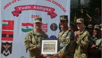 Indo-US military exercise in Chaubattia forest a success, says Indian Army