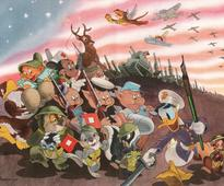 Wang declares war on Disneyland