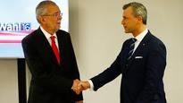 Divided Austria votes in rerun of presidential contest