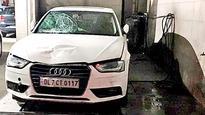 Piece of car helps cops nab hit-&-run accused
