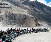 Royal Enfield sales growth and VECV operations in Q1 2013
