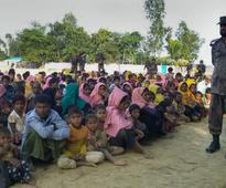 Around 22,000 Rohingya Have Fled Military Violence in Burma In the Past Week
