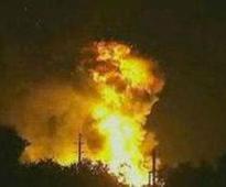 Blast at firework expert's house triggers panic