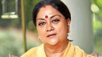 Vasundhara Raje burns 'disputes' with Rajputs in Padmavati jauhar