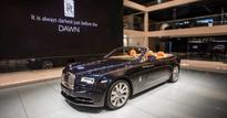 Rolls-Royce launches super luxury convertible car in India @ 6.25 cr