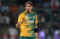 South Africa's Star Dale Steyn Signs for Glamorgan