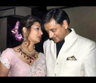 Trouble in paradise for Shashi Tharoor and Sunanda Pushkar?
