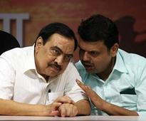 No reprieve for Maharashtra BJP leader Eknath Khadse: CM Fadnavis says FIR against him to continue