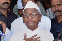 After 3 decades, water tankers in Anna Hazare's village