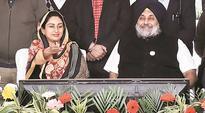 Teach Amarinder Singh, Congress, a lesson, Sukhbir Singh Badal tells Amritsar voters
