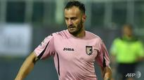 Football: Palermo secure Serie A safety with Verona victory