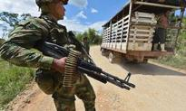 Colombia's Santos orders definitive ceasefire with FARC