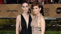 Kate has a better personality than I do: Rooney Mara