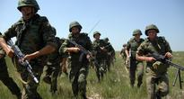 Russian Troops Repel Simulated Landing Attack During Sakhalin Drills