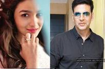 Akshay Kumar-Alia Bhatt in Sriram Raghvan's next?
