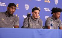 UCLA basketball players thank Donald Trump for his help in their release from Chinese jail