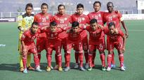 Aizawl FC draw with SCG, to clash with Mohun Bagan in Federation Cup final